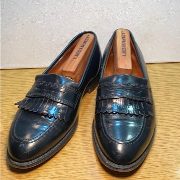 Bostonian Black Loafers. Sz 9 E/C